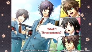 Hakuoki Stories of the Shinsengumi SSL